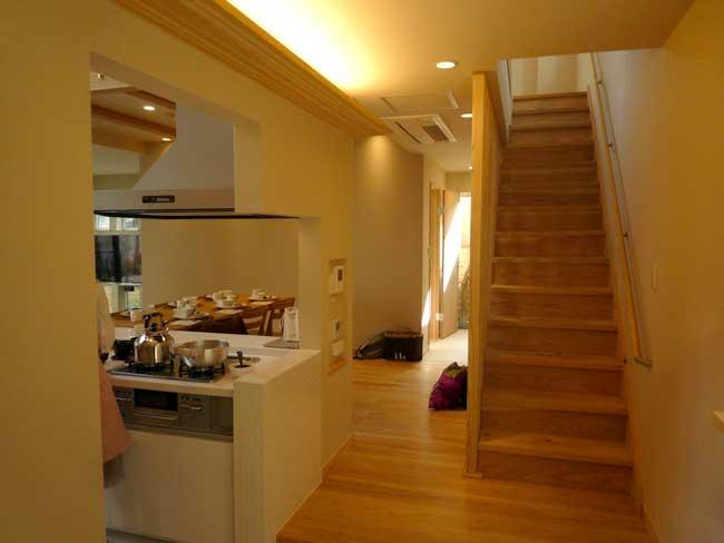 マクロビオティック住宅 室内